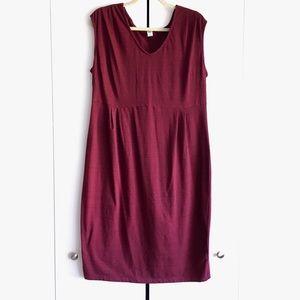 Never worn - shift dress w/stretch